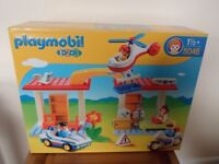 Playmobil 123 Police and Ambulance Playset 5046 - New and Sealed