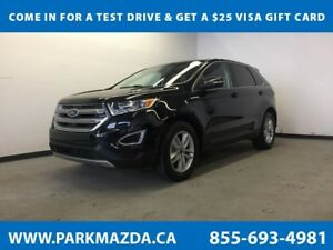 2018 Ford Edge SEL AWD - Bluetooth, Backup Cam, Heated Front Sea