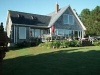 Prince Edward Island Fabulous Waterfront Home and Acreage Watch|