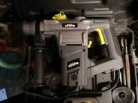 Challenge extreme sds hammer drill with breaker
