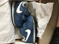Baby boy Nike trainers
