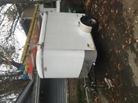 2013 5x8 cargo mate trailer