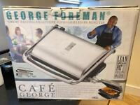 George foreman Cafe George grill