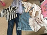 2-3 yrs old girls clothes bundle