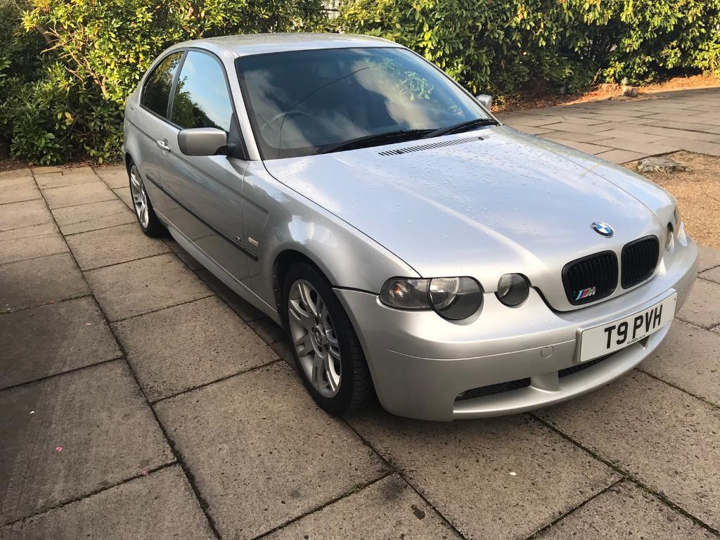 Bmw 325ti M sport compact 2003 full history private plate included ...