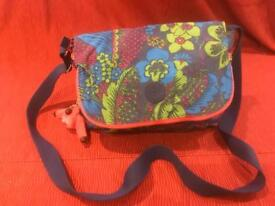 Kipling Handbag. 'Tropical Pattern'