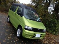 HI SPEC MAZDA BONGO 2.5 TD 4WD CAMPER/MPV/CAMPER SURF BUS/LOW MILES/LOW LEVEL COOLANT ALARM/VW T4 T5