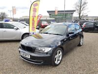 2008 BMW 1 Series 2.0 118d ES 3dr / Diesel / FINANCE AVAILABLE /3 Month RAC Warranty Included