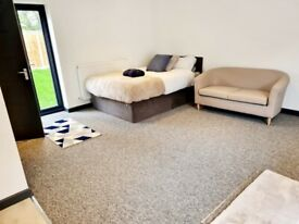 (DSS ACCEPTED) LARGE STUDIO FOR RENT IN HARROW FOR RENT