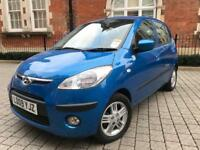 2009 Hyundai i10 1.2 comfort automatic **only 21,000miles** px welcome not aygo smart clio