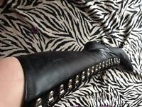 size 5 sexy boots