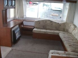 Cheap trade static caravan for sale on the East Coast/2k ONLY