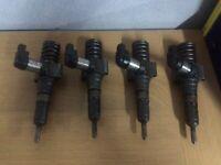 Vw Passat 2.0 tdi fuel injectors