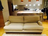 Near New 3 person 'Bluebell' Sofa