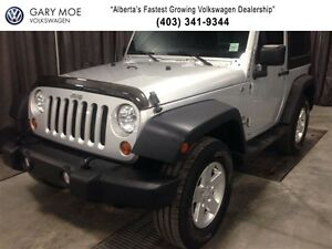 2011 Jeep Wrangler Sport Fog Lights, Hard Top and Remote Starter