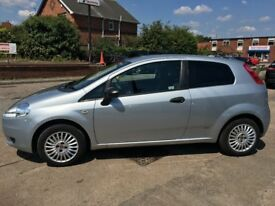 FIAT PUNTO ACTIVE 1242CC 3 DOOR HATCHBACK