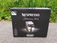 Nespresso Lattissima Touch Glam Red *BRAND NEW*