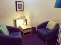 Low Cost Psychotherapy and Counselling - senior trainee offering sessions from £20/hr central Oxford