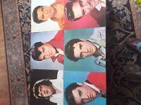 6 elvis vinyl albums