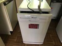 hotpoint slimline dishwasher
