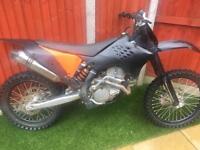 ktm 250-2009 1500£