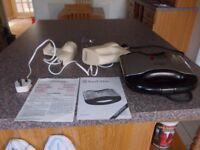 Kenwood handmixer and Russell Hobbs sandwich toaster