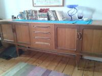 Fabulous vintage G-Plan Fresco sideboard - excellent condition