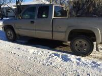 Female with a truck available