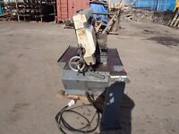Bauer S320 Bandsaw (Steelwork and Metalwork Saw)