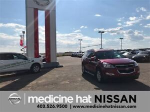 2012 Chevrolet Traverse LT Loaded 3rd Row seat A/C
