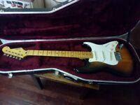 Vesta tradition series vintage guitar needs a bit of work