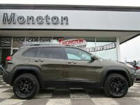 2014 Jeep Cherokee Trailhawk Back-up Cam Low KMs