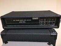 McGregor SS500 Stereo/Mono Power Amp