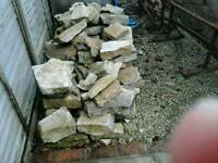 Quality Rockery/Wallling Stone