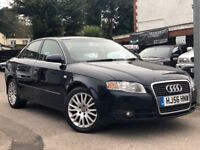 Audi A4 2.7 TDI Automatic Full Service History 2 Owners 180BHP LONG MOT Finance Available