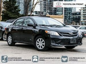 2013 Toyota Corolla CE Automatic One Owner