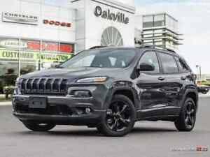 2018 Jeep Cherokee LIMITED | HIGH ALTITUDE PKG | HEATED SEATS |