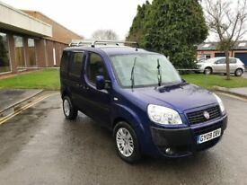 2009 fiat doblo 1.3 Cdti 7 seater 12 months mot/3 months parts and labour warranty
