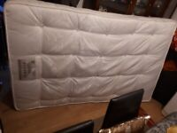 Small double Mattress as New