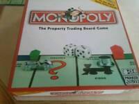 Monopoly Set BNIB