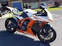 One of the very last KTM RC8Rs produced rare opportunity.