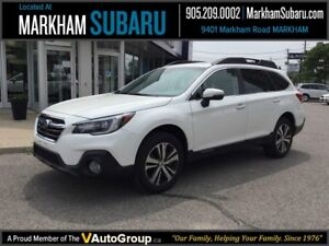 2018 Subaru Outback 3.6R Limited w/Tech Package
