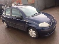 CITREON C3 1.4 5 DOOR 2004 ***CHEAP TO RUN AND MAINTAIN****