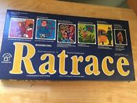 Ratrace - Waddintons board game