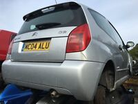 CITROEN C2 FURIO 2004- FOR PARTS ONLY