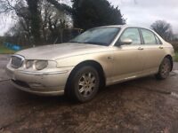 Rover 75 Bargain Must sell MOT and Tax