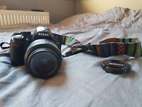 SLR Nikon D3100, Lens & Accessories