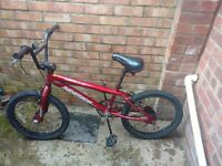 Boys Apollo BMX