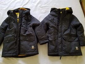 Boys jacket Brand New without tags size 2-3 years and 3-4 years twins