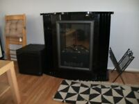 Mozart Dimplex Fireplace